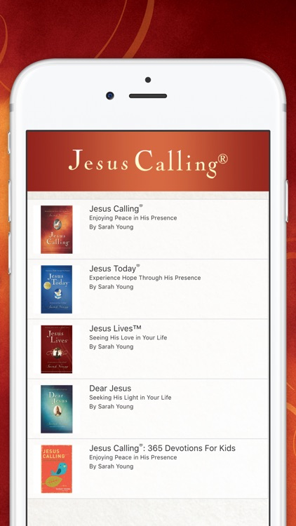 Jesus Calling Devotional screenshot-3