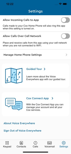 Cox Voice Everywhere on the App Store