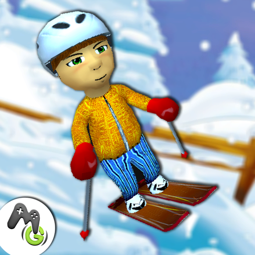Crazy Snow Surfer SKI SAFARI for Mac
