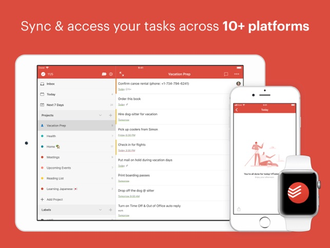 Todoist: To-Do List & Tasks on the App Store