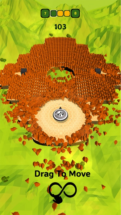 Leaf Blower 3D screenshot 2