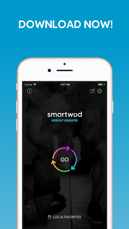 SmartWOD Workout Generator screenshot-5