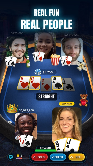 Poker Face Live Texas Holdem For Android Download Free Latest