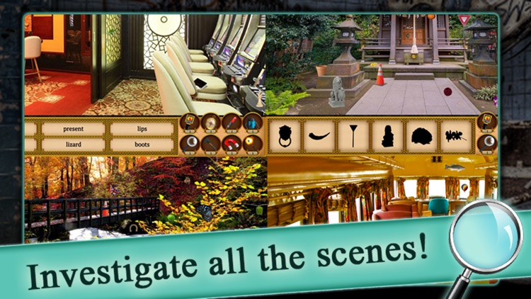 Hidden Object Games Blackstone screenshot-3