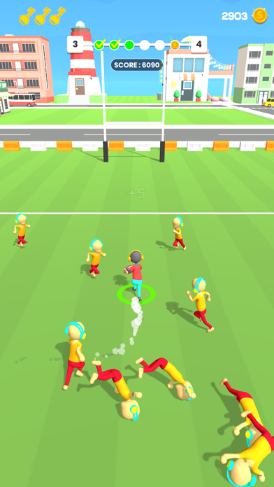 Ball Rush 3D! screenshot 4