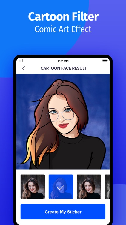 Selfiemoji - Cartoon Maker