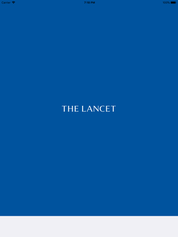 The Lancet - náhled
