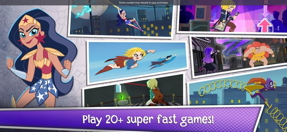DC Super Hero Girls Blitz Cheat Codes