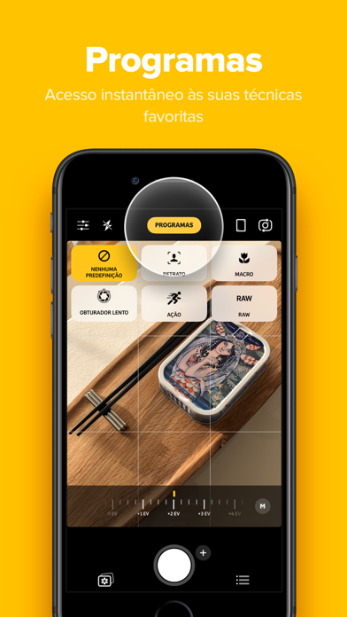 Screenshot for Camera+ 2 in Portugal App Store
