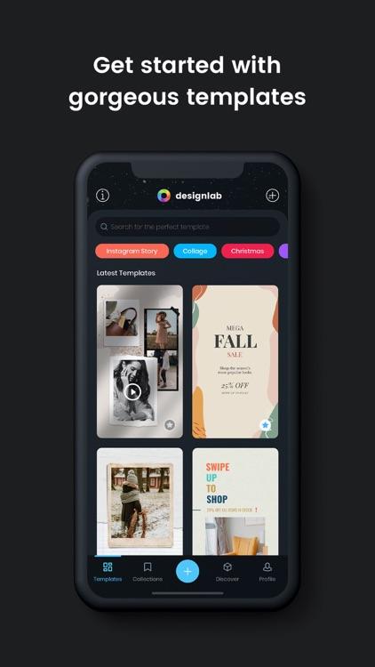 DesignLab - Graphic Design screenshot-3