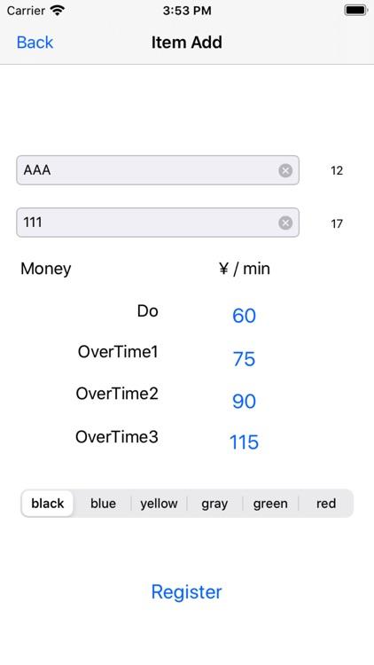 TimeP / time survey-management