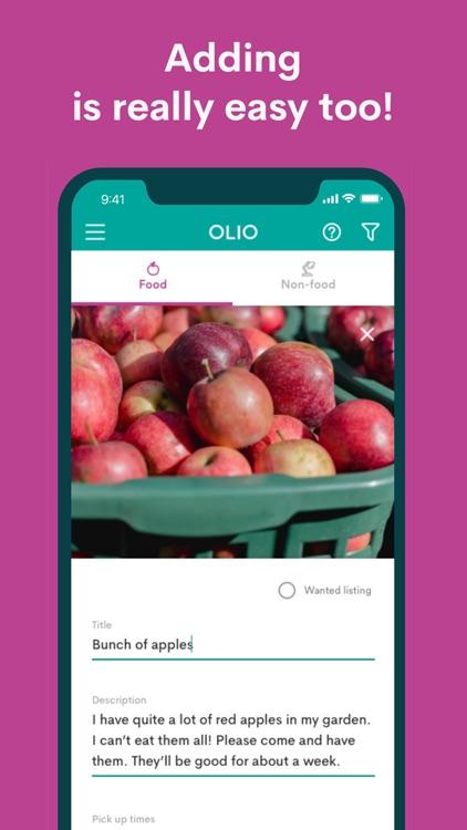 OLIO screenshot-4