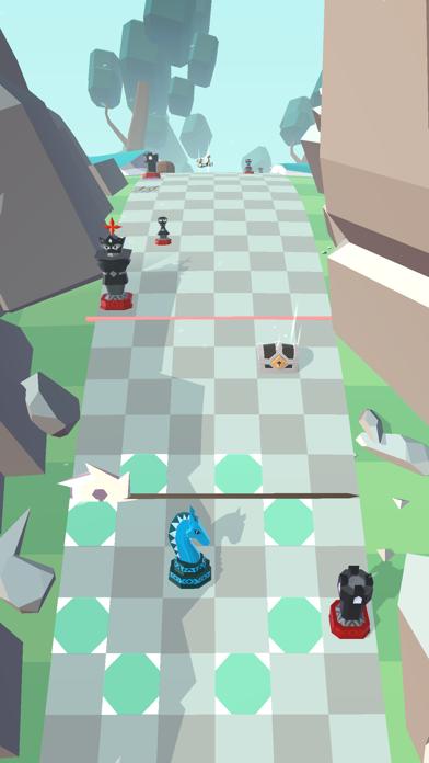 Knight Quest: The Chess Runner screenshot #4