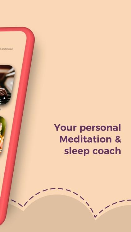 Meditate Happily & Sleep Music
