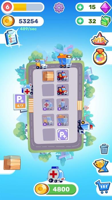 Merge & Beep: Tycoon clicker screenshot 1