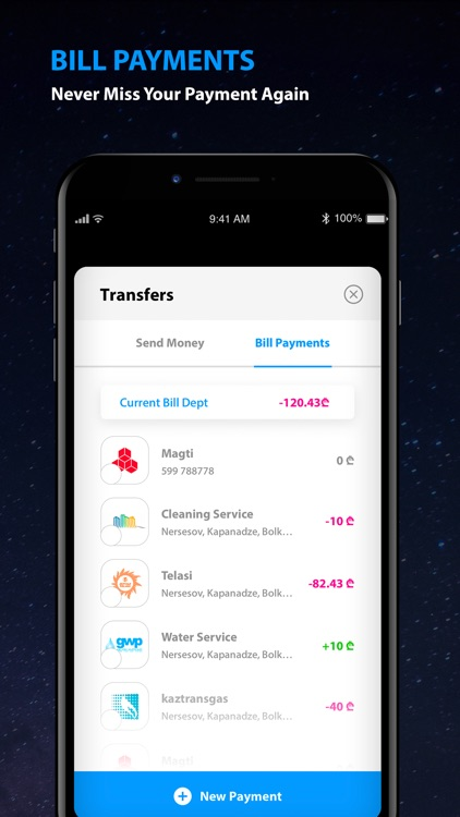 Space - Digital Banking screenshot-3