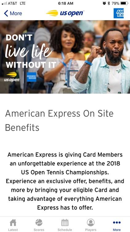 US Open Tennis Championships screenshot-7