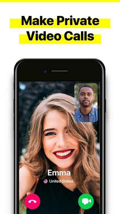 Olive - Live Video Chat App screenshot-3