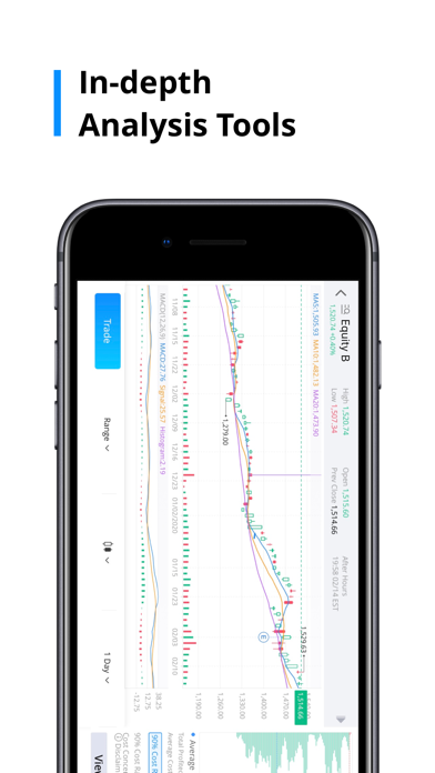 Webull: Stocks, Options & ETFs Screenshot