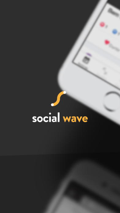 Social Wave screenshot one