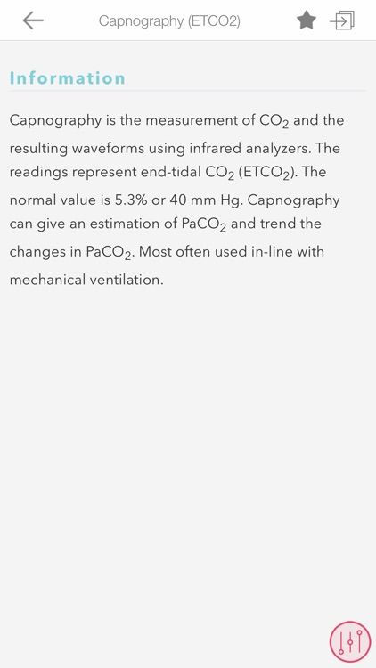 Mosby's Respiratory Care PDQ screenshot-5