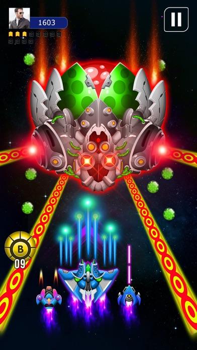 Galaxy Attack: Space Shooter screenshot 2