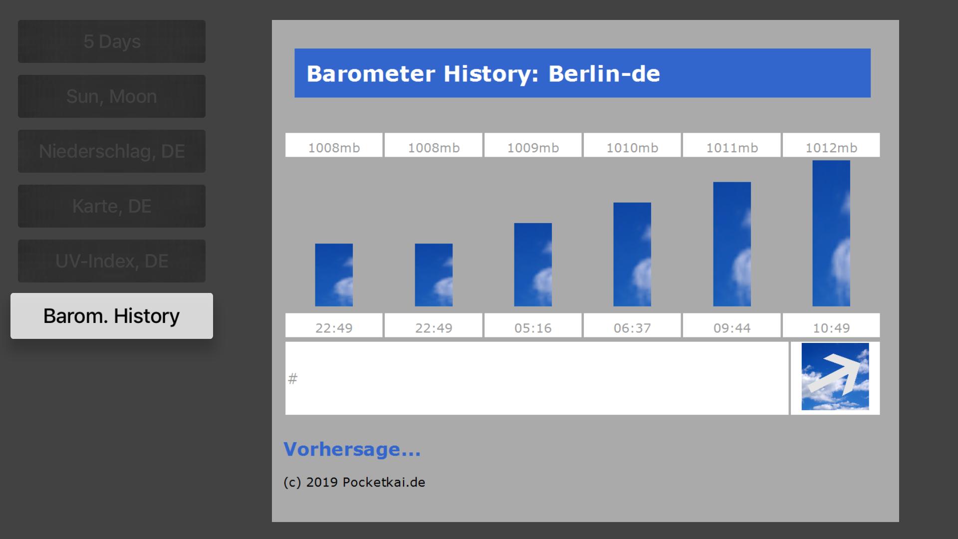 TV Anemometer screenshot 7
