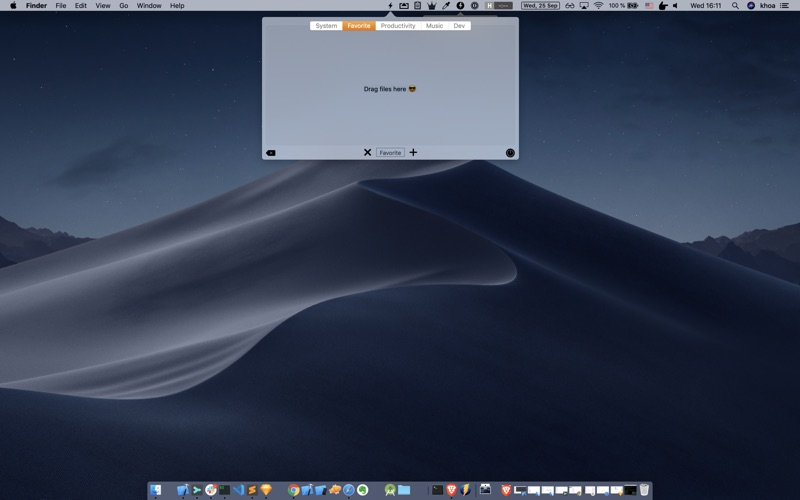 Quick Access - App Launcher for Mac