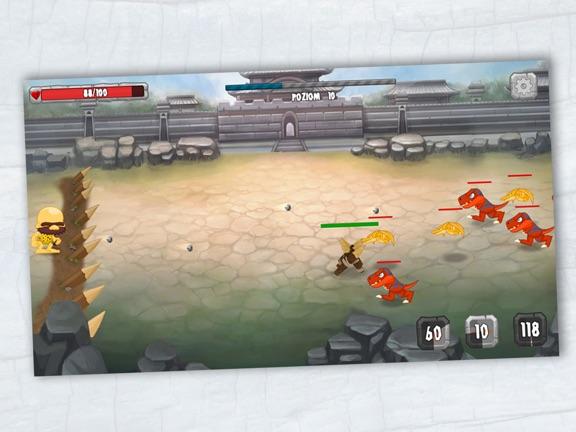 Dinozaury i Kamienie screenshot 1