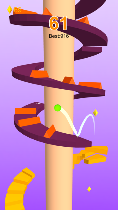 Download Run Ball - Jump On Helix Road for Android