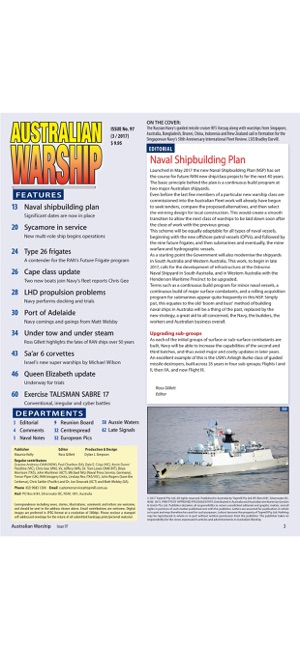 AUS Warship on the App Store