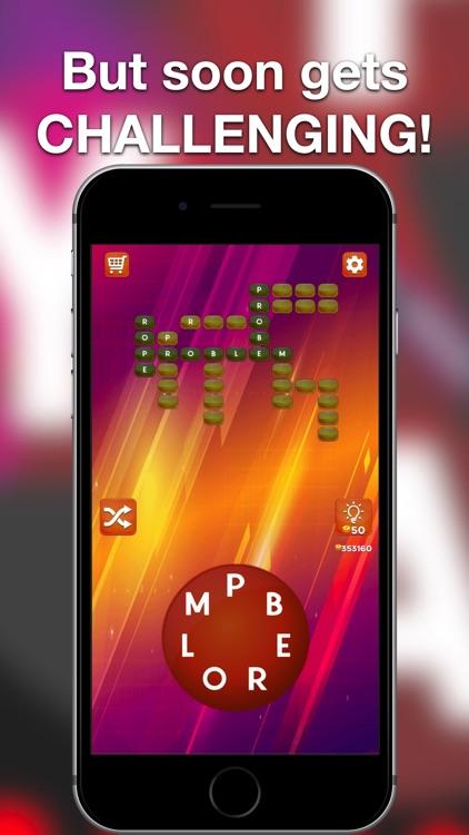 Word Play: Fun Crossword Games