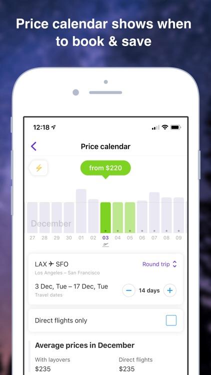 Trippo Cheap Flights & Hotels screenshot-3