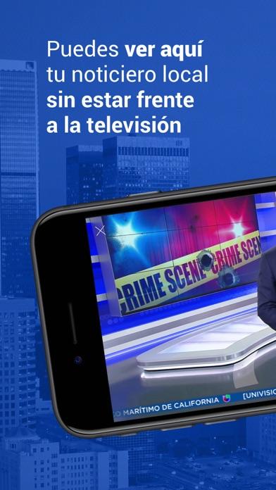Univision 34 Los Angeles screenshot 1