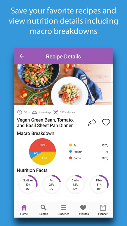 Vegan Eats screenshot-3