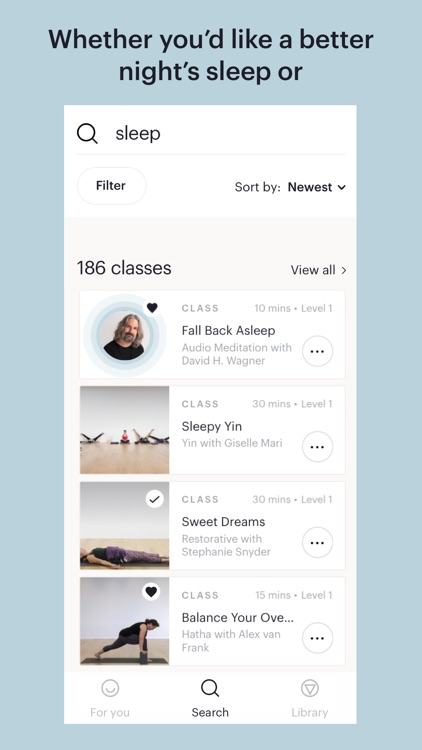 Glo - Yoga and Meditation screenshot-6