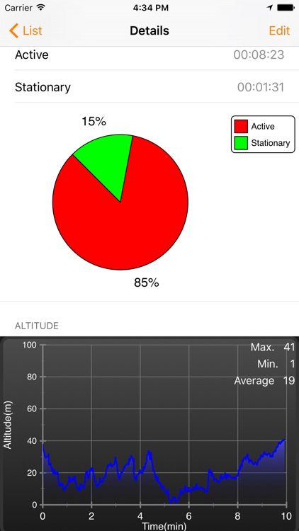 Speedometer Pro + screenshot-3