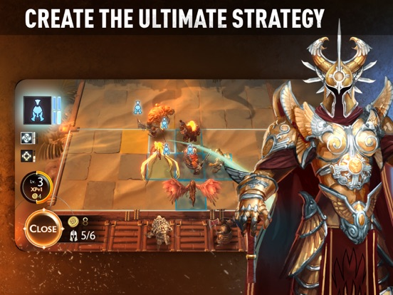 Might & Magic: Chess Royale screenshot 9