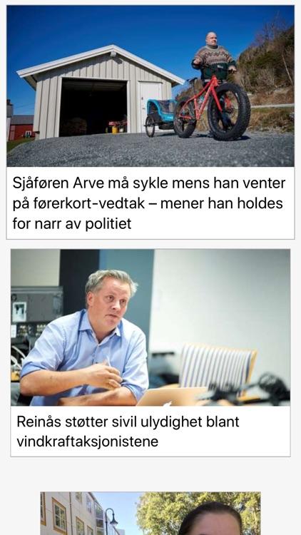 Trønder-Avisa Nyheter screenshot-3