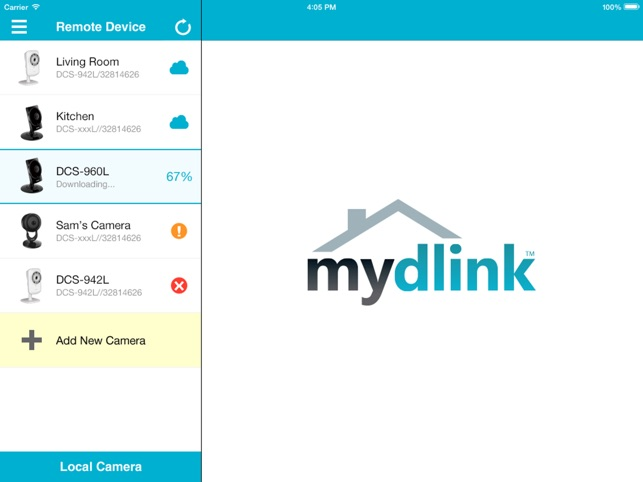 mydlink Lite on the App Store