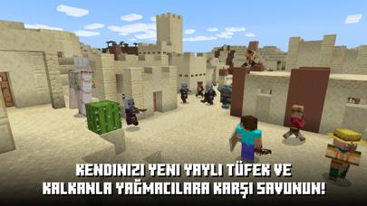 Minecraft iphone ekran görüntüleri