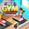 App Icon for Idle Fitness Gym Tycoon - Game App in Romania IOS App Store