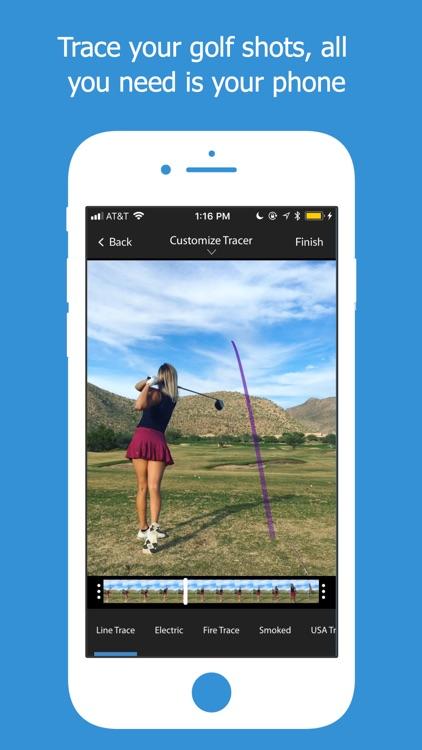 The Golf Tracer screenshot-0