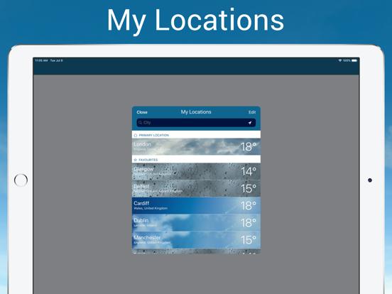 Weather & Radar by WetterOnline - Meteorologische
