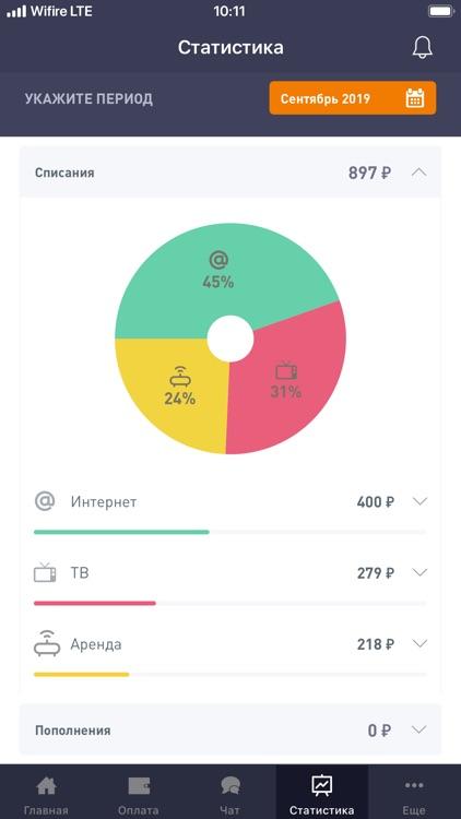 Wifire Личный кабинет screenshot-5
