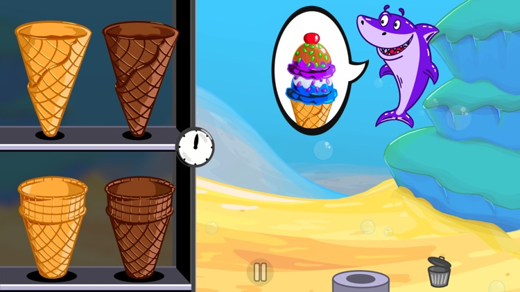 Ice Cream Mixer Orders screenshot-5
