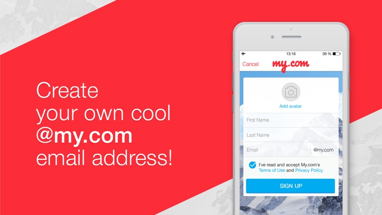 myMail – Email App screenshot-3