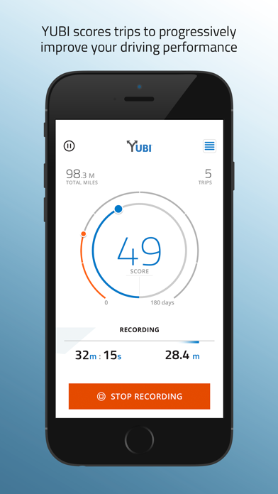 YUBI by Plymouth Rock Assurance (iOS, United States) - SearchMan App