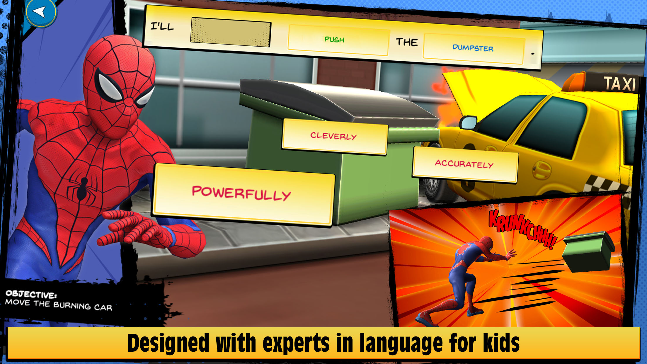 Marvel Hero Tales screenshot 5