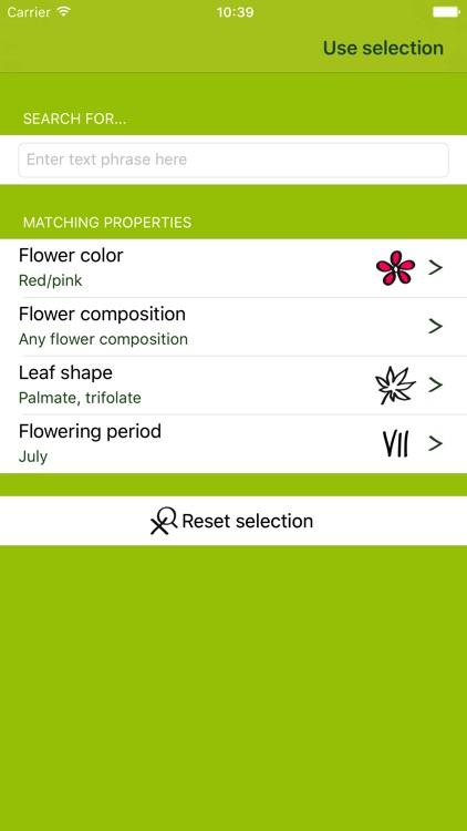 Wildflower Finder Switzerland screenshot-3